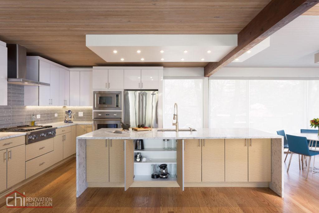 Evanston Kitchen Interior General Contractors