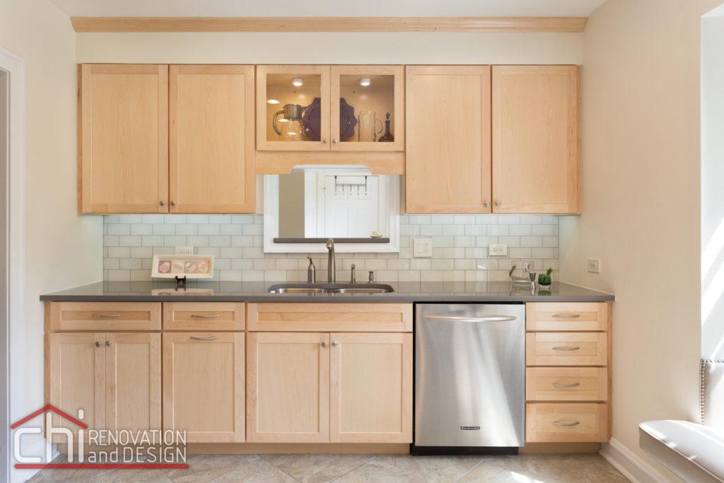 Evanston Kitchen Sink Remodel