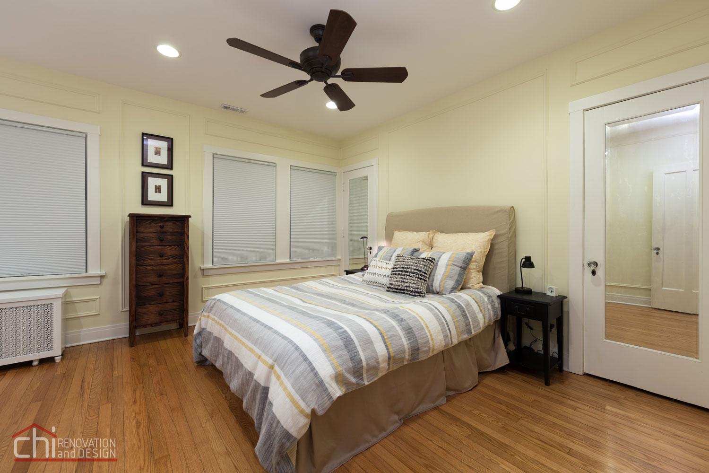 Evanston Master Bedroom & Ensuite - Chi Renovation & Design