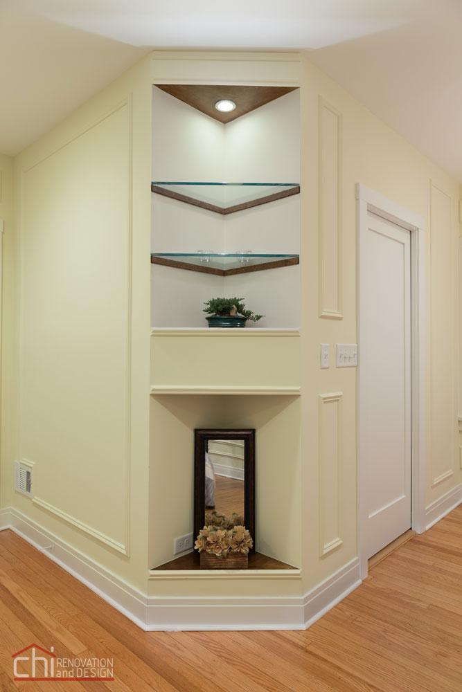 Evanston Master Bedroom Remodel
