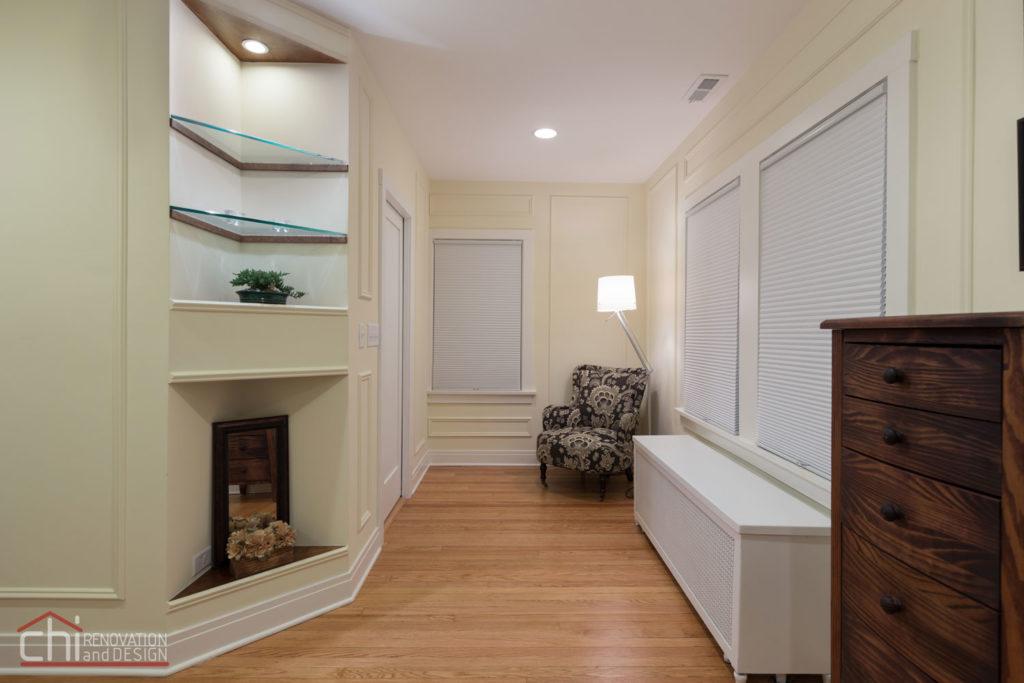Evanston Master Bedroom Remodeling