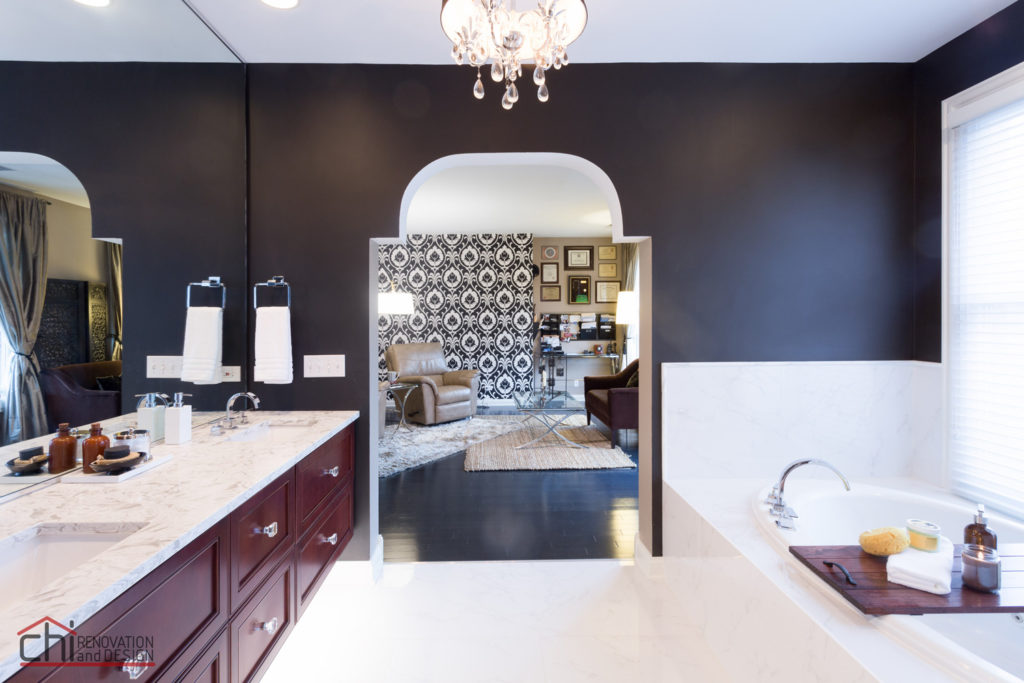 Glenview Master Bathroom Remodeling