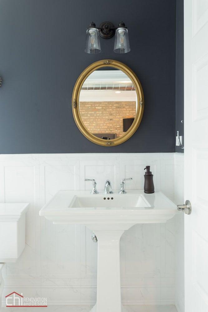 High End Airbnb Bathroom Renovation