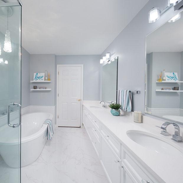 Joans Bathroom Remodel