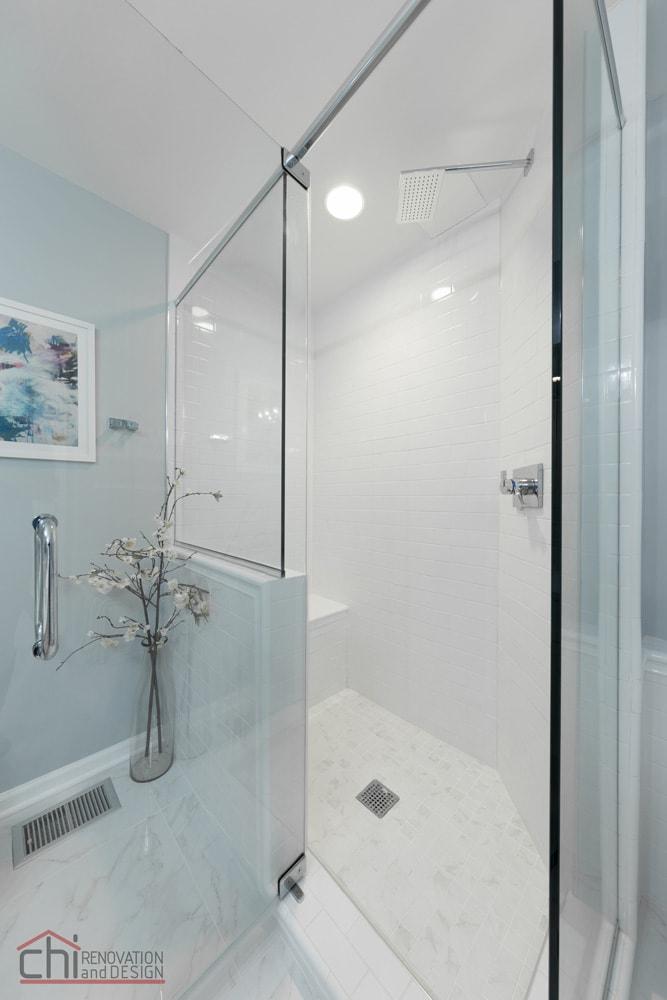 Joans Bathroom Shower Faucet Remodel