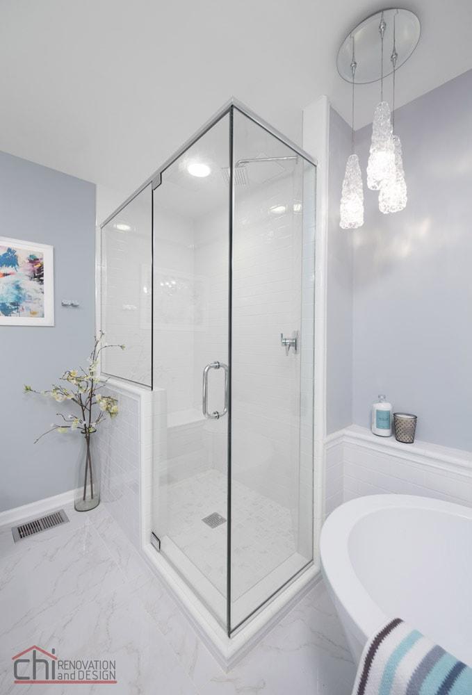 Joans Bathroom Shower Remodel