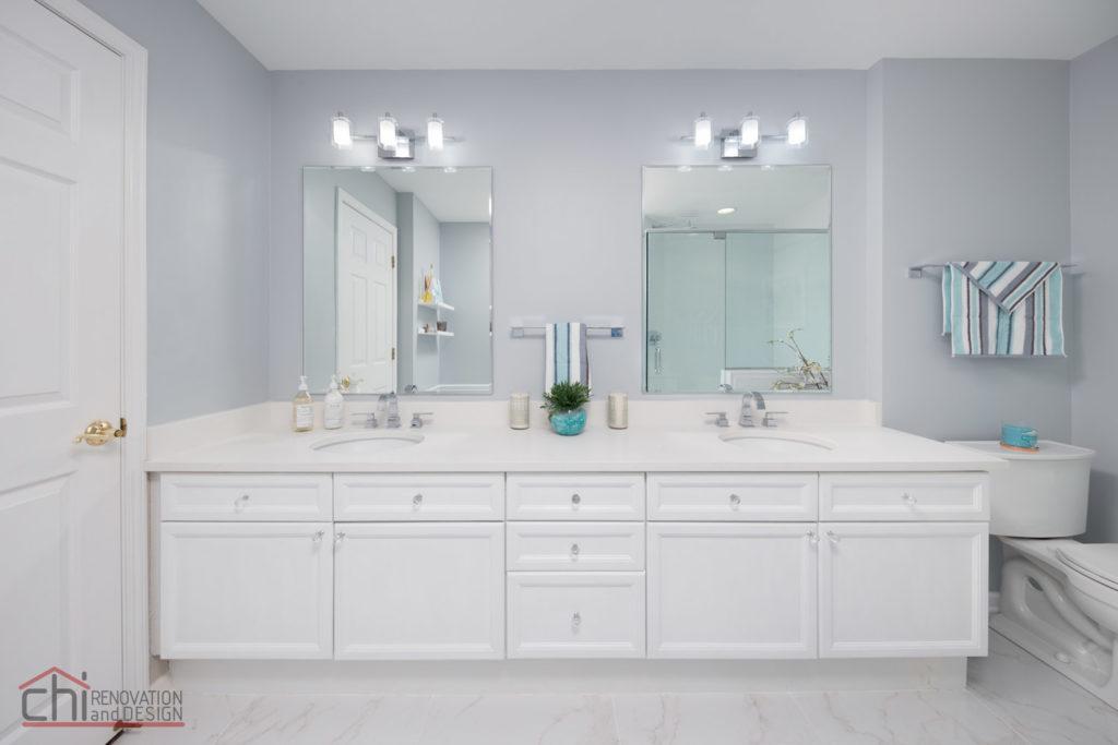 Joans Bathroom Vanity Remodel