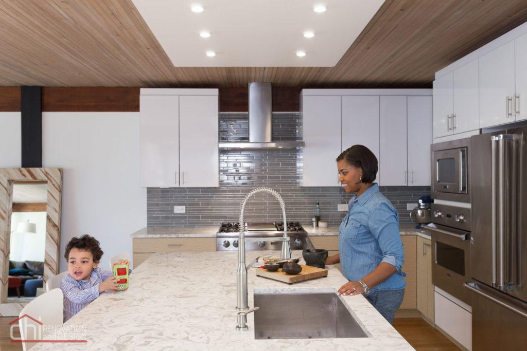 Kitchen Remodelers Evanston