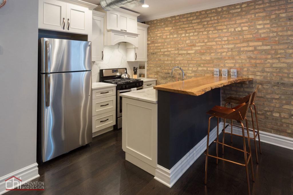 Kitchen Renovation Design Airbnb Milwaukee