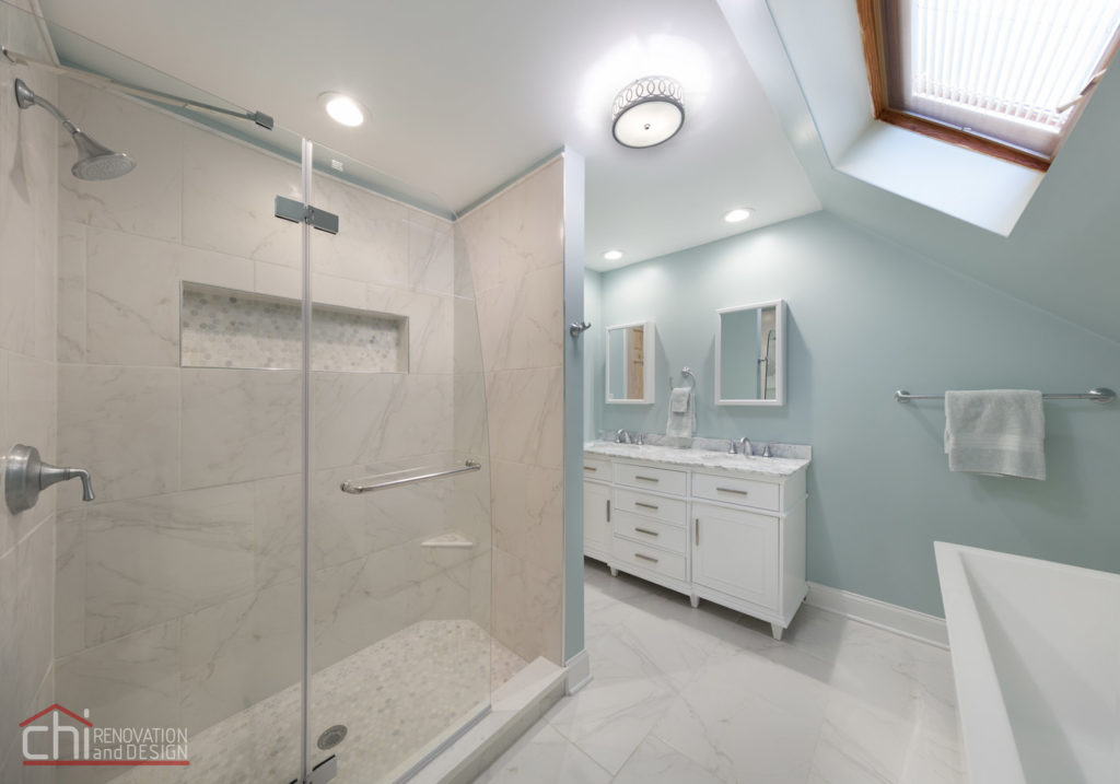 Lakeview Master Bathroom Remodel
