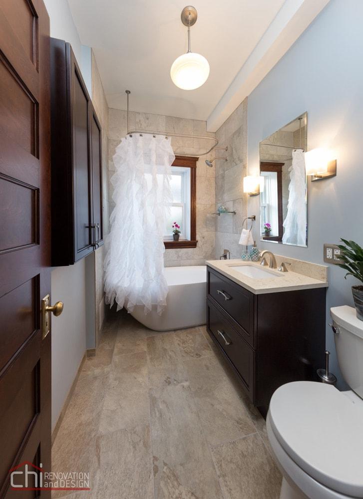 Lincoln Park Bathroom Renovation