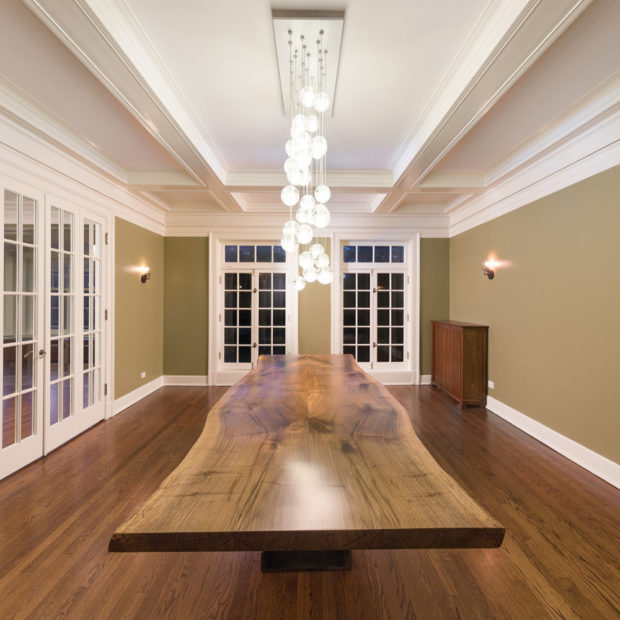 Lincoln Park Dining Table Remodelers