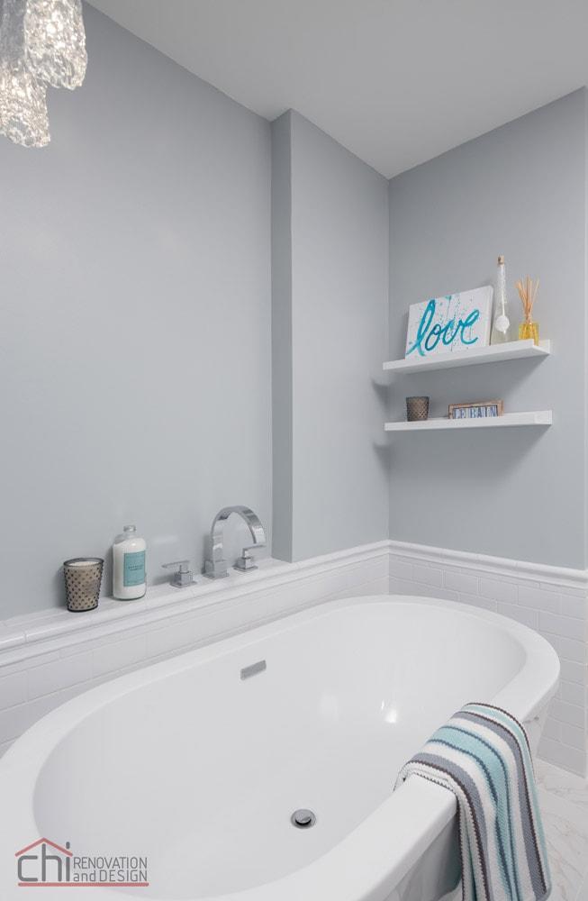 Lincoln Park Joans Bathtub Faucet Remodel