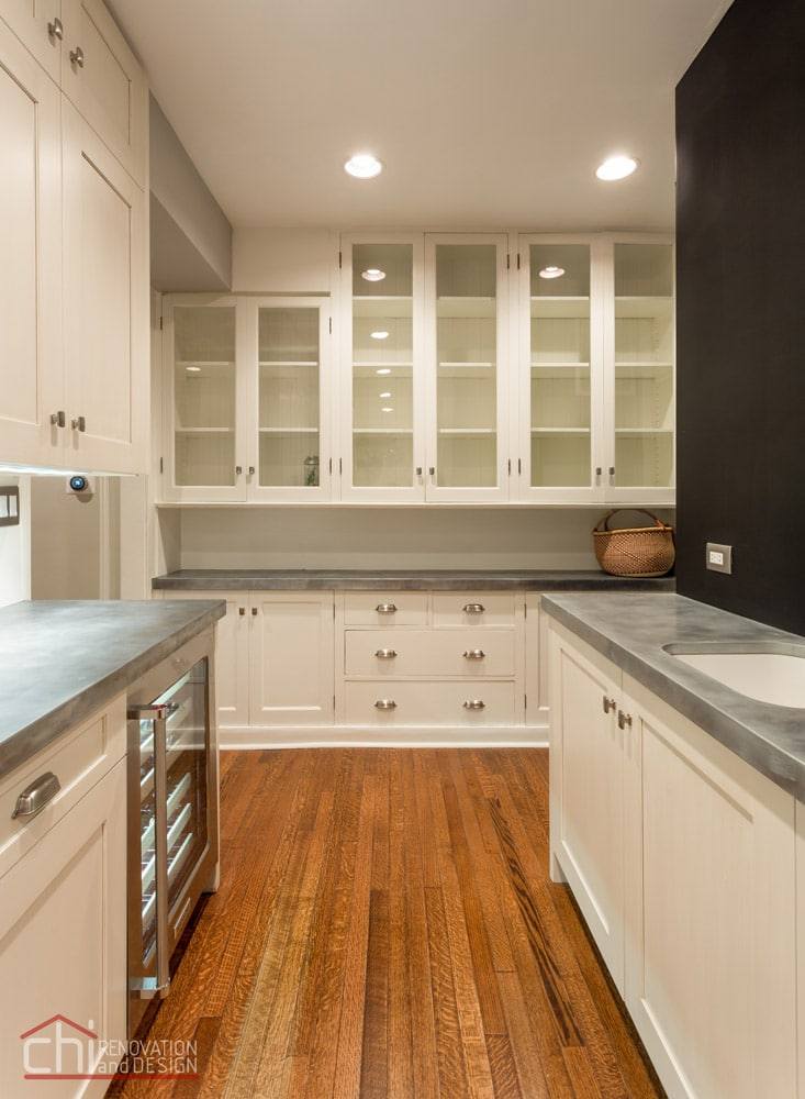 Lincoln Park Kitchen Cabinets Remodelers