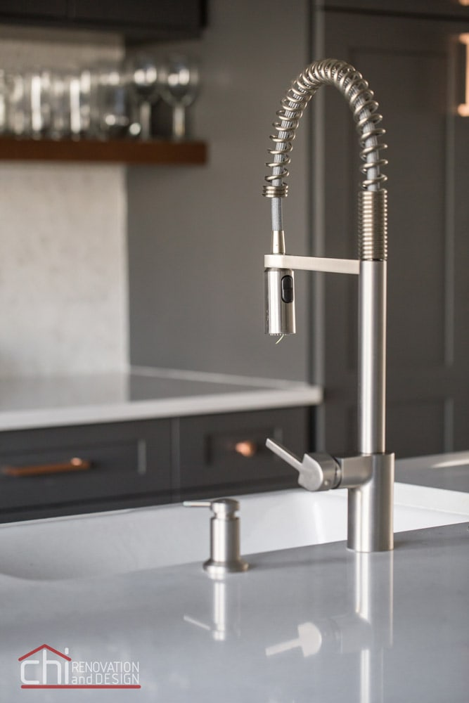 CHI | Luxury Kitchen Finishes Chicago Design
