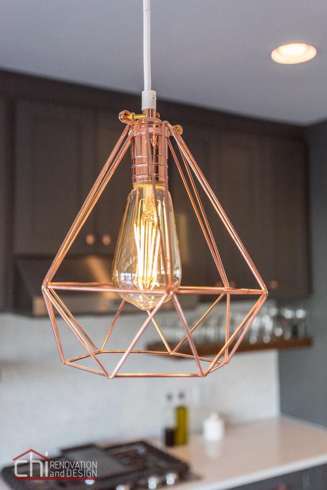 CHI   Luxury Kitchen Lighting Interior Design