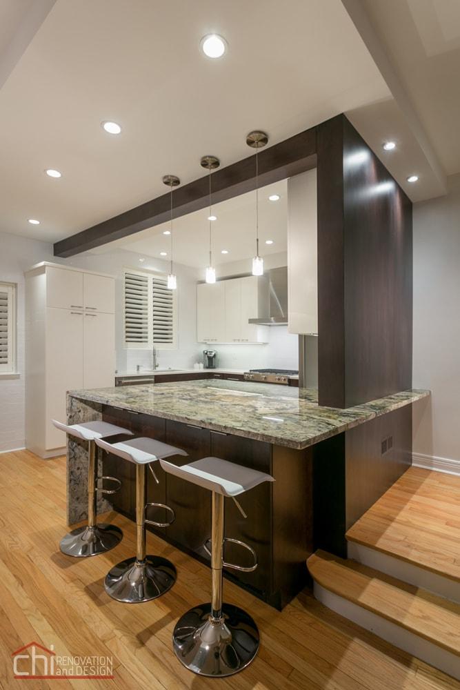 Luxury Mid Century Modern Kitchen Contractors