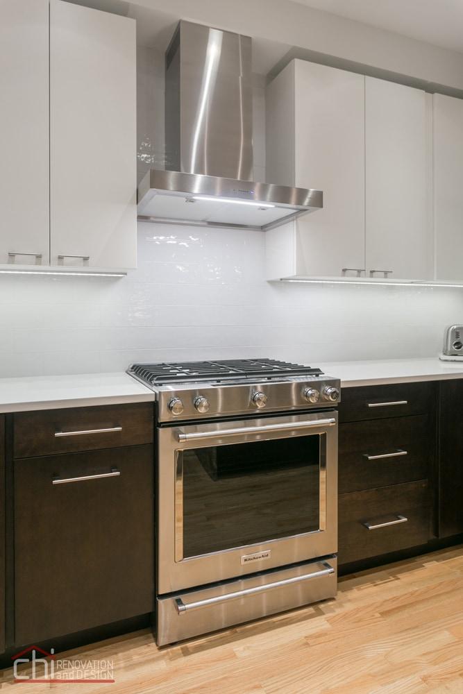 Luxury Mid Century Modern Kitchen Remodeling