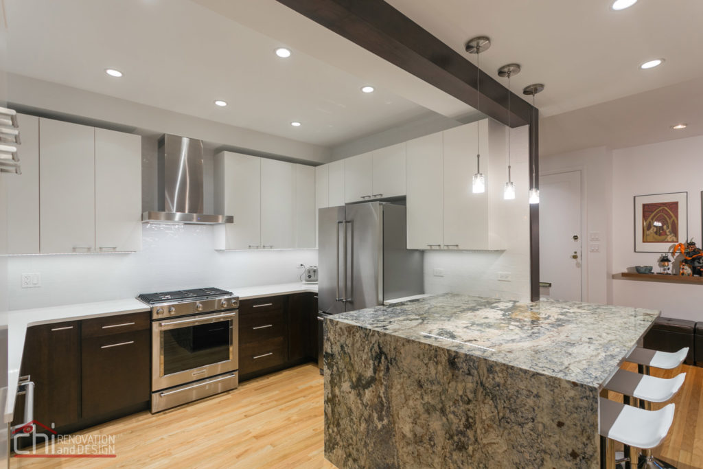 Luxury Mid Century Modern Kitchen Renovation