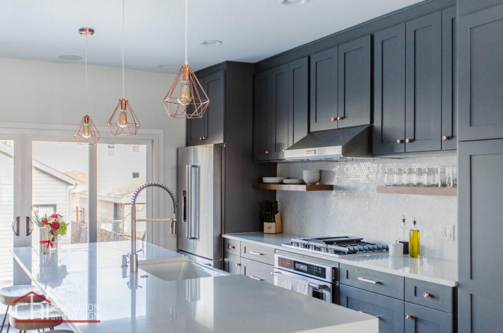 CHI | Luxury Open Concept Kitchen Remodel Design