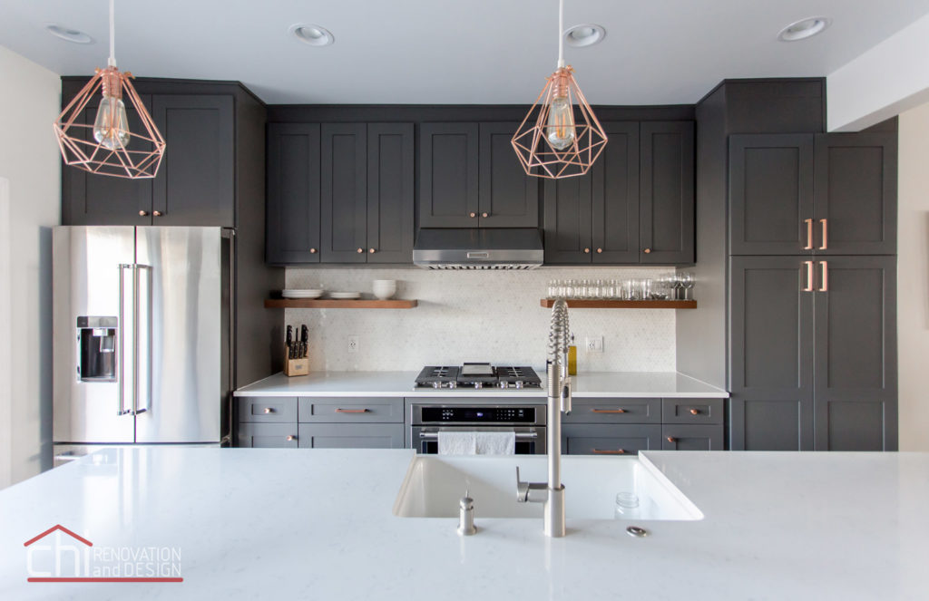 CHI | Luxury Open Concept Kitchen Remodeling Chicago