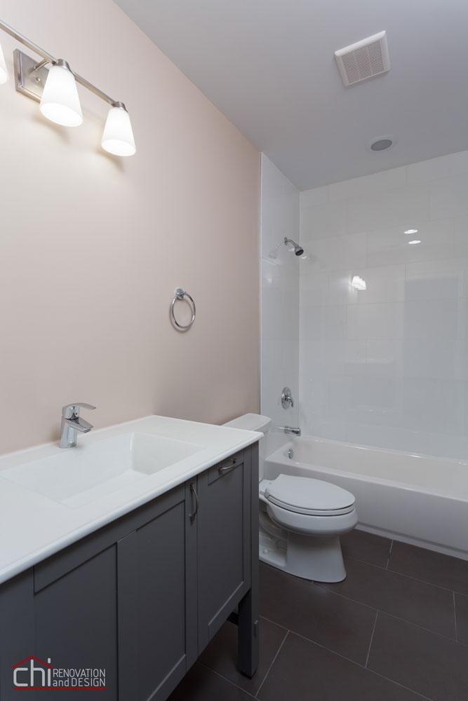 Luxury Rental Property Bathroom Remodel