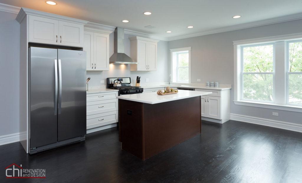 Luxury Rental Property Kitchen Builders