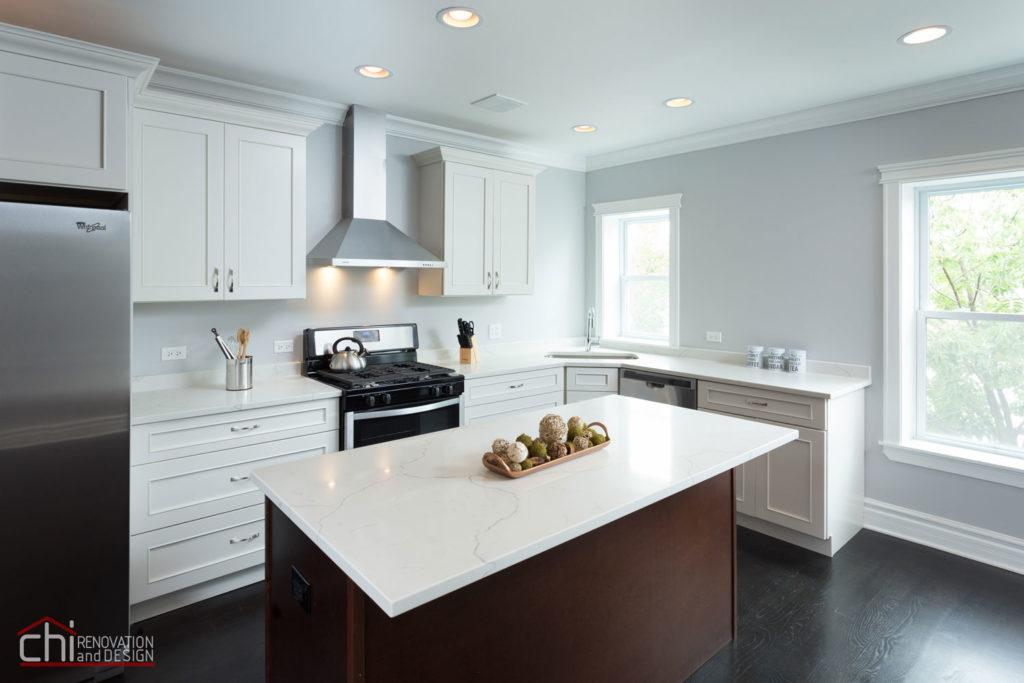 Luxury Rental Property Kitchen General Contractors