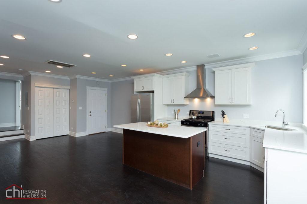 Luxury Rental Property Kitchen Remodel