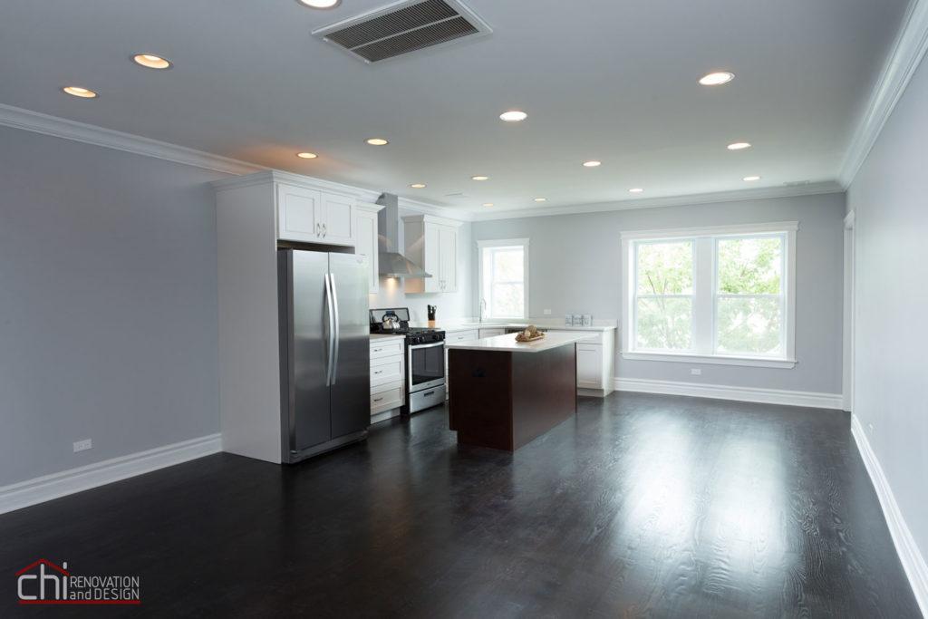 Luxury Rental Property Kitchen Renovation Milwaukee
