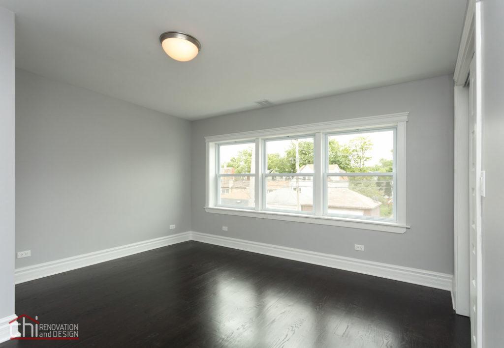 Luxury Rental Property Living Room Remodelers