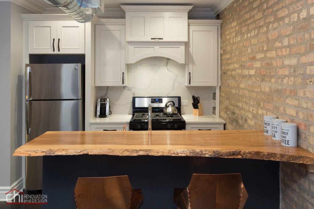 Milwaukee Airbnb Kitchen Renovation