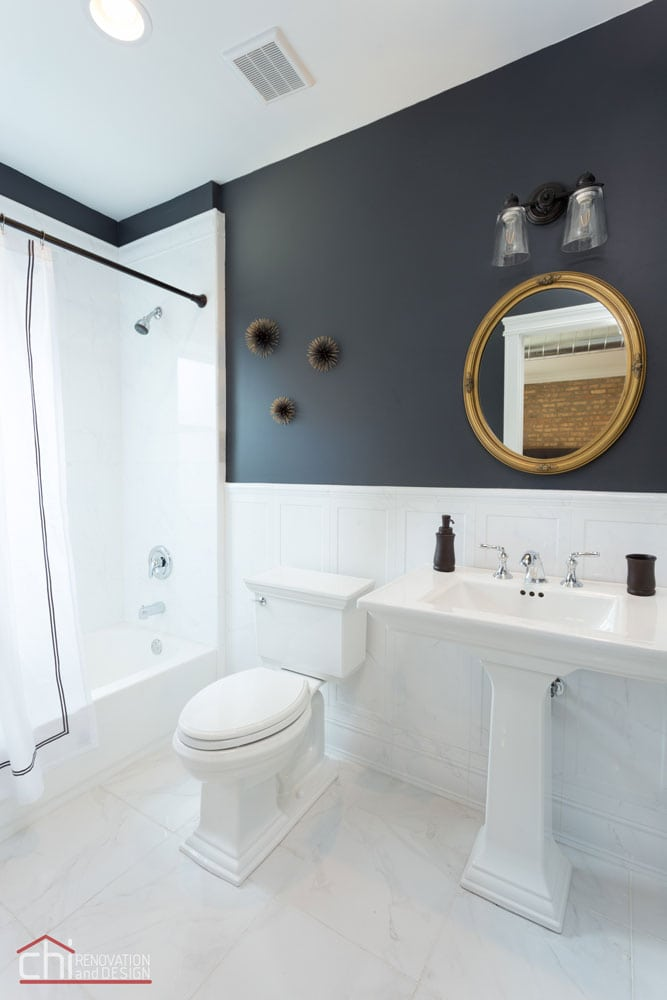 CHI | Milwaukee High End Airbnb Bathroom Renovation