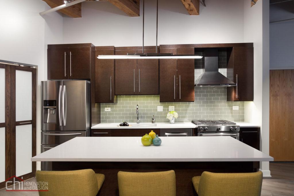 Modern Rustic Kitchen General Contractors