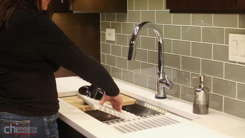 Modern Rustic Kitchen Sink Remodelers