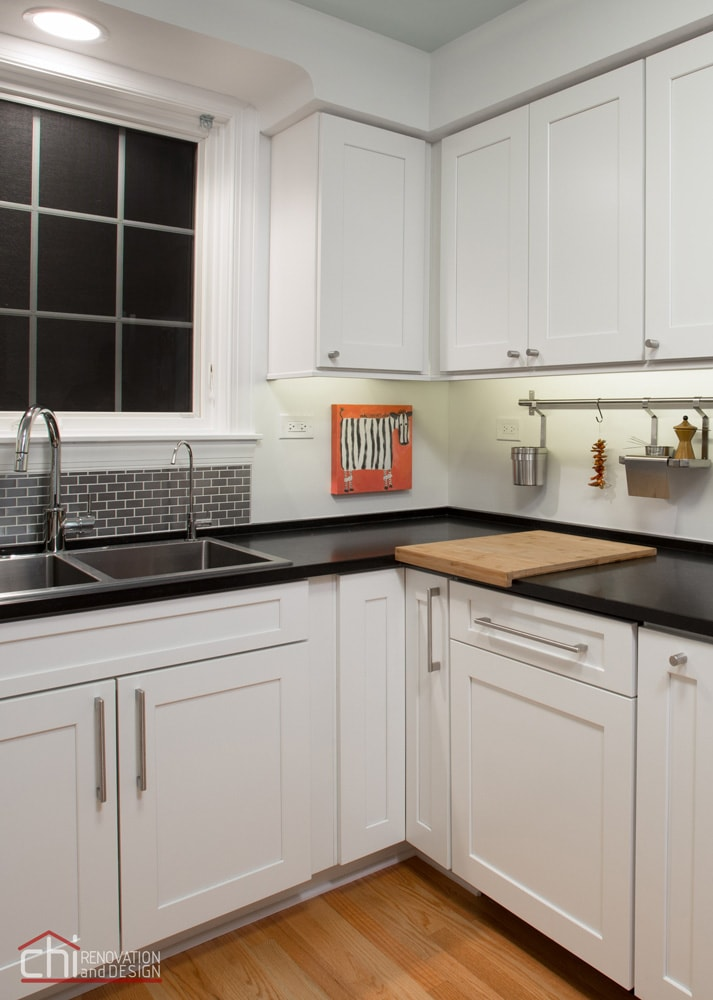 Niles Kitchen Sink Faucet Remodel