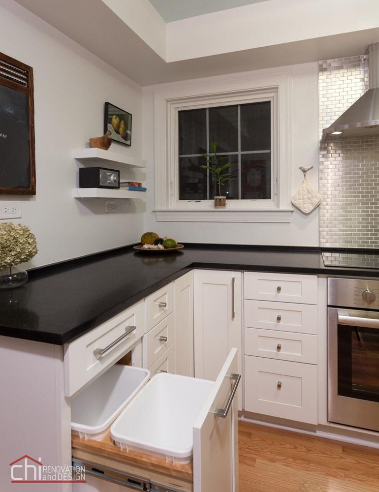 Niles Skokie Kitchen Cabinet Remodel
