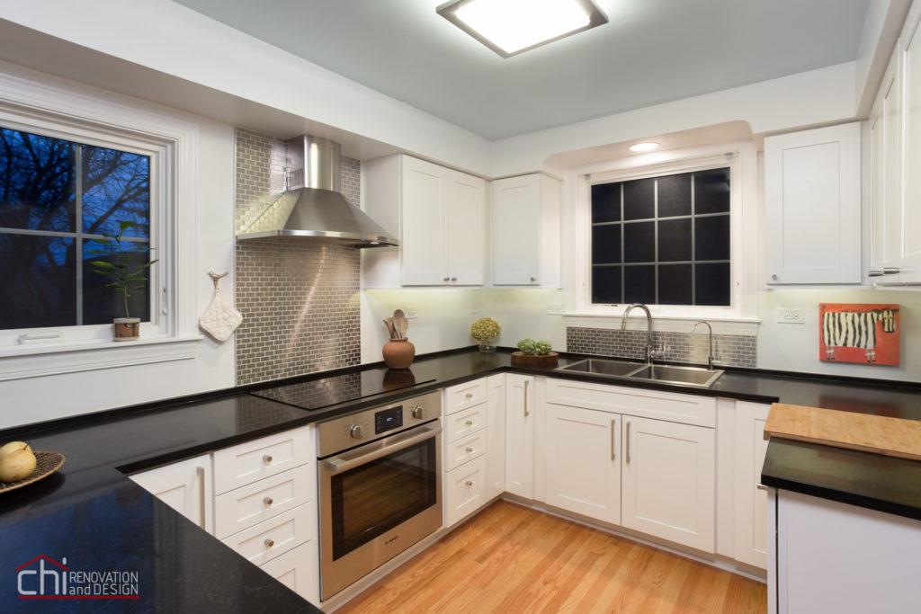 Niles Skokie Kitchen Interior Remodel