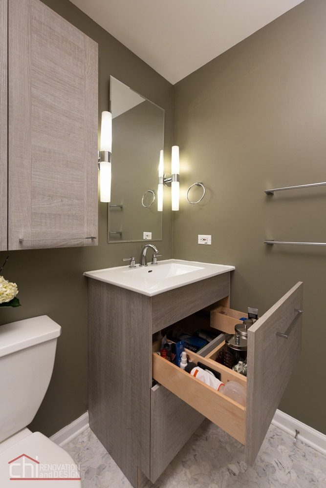 Noble Square Bathroom Remodelers