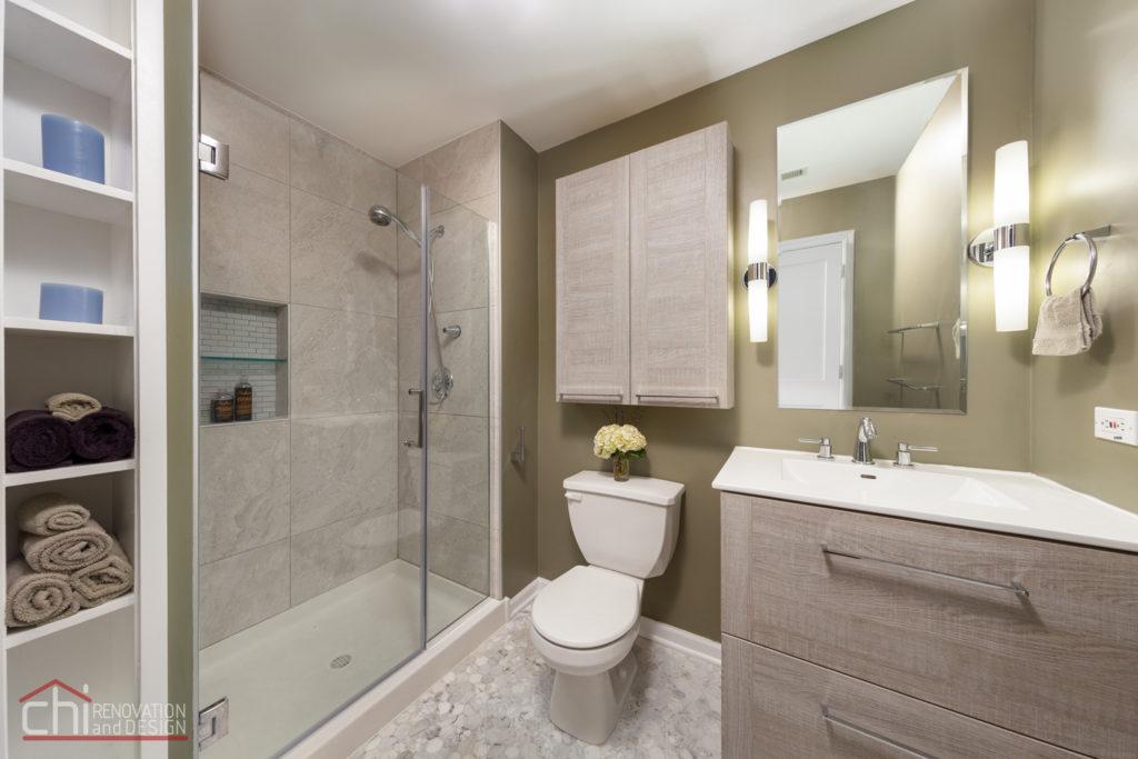 Noble Square Bathroom Renovation