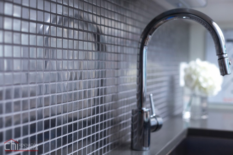Noble Square Condo Sink Faucet Remodel
