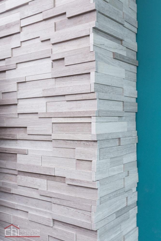 Noble Square Condo Tile Remodel