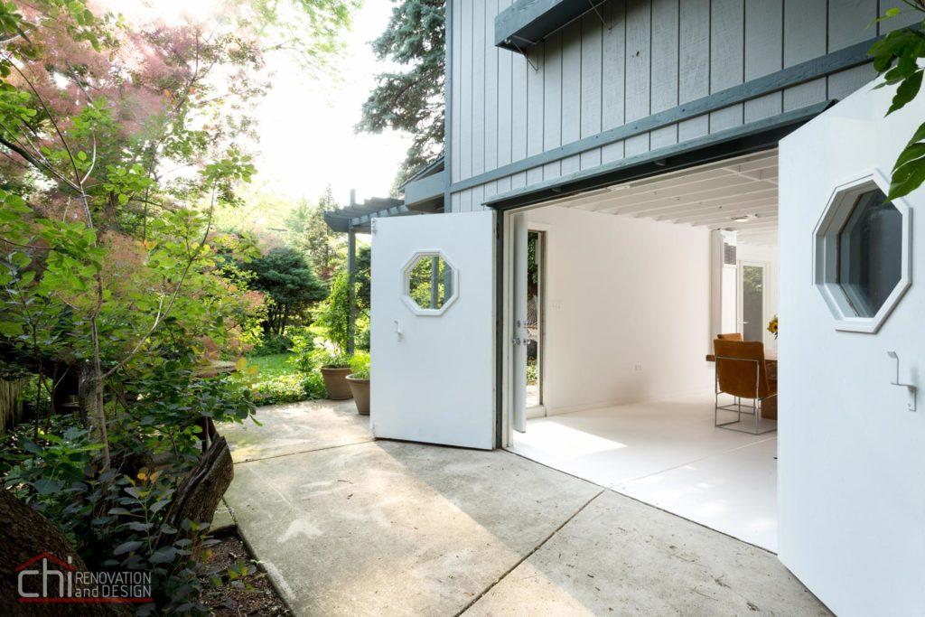 Northshore Cottage Basement Renovation