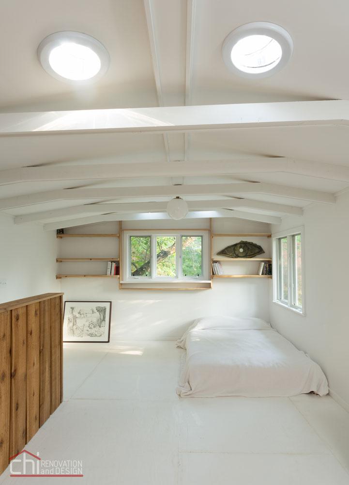 Northshore Cottage Bedroom Remodel