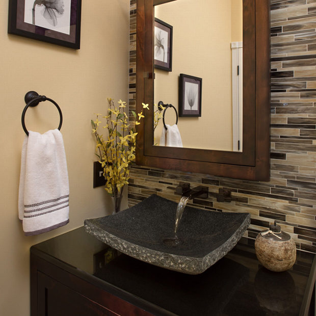 Old Town Guest Bathroom Remodeling