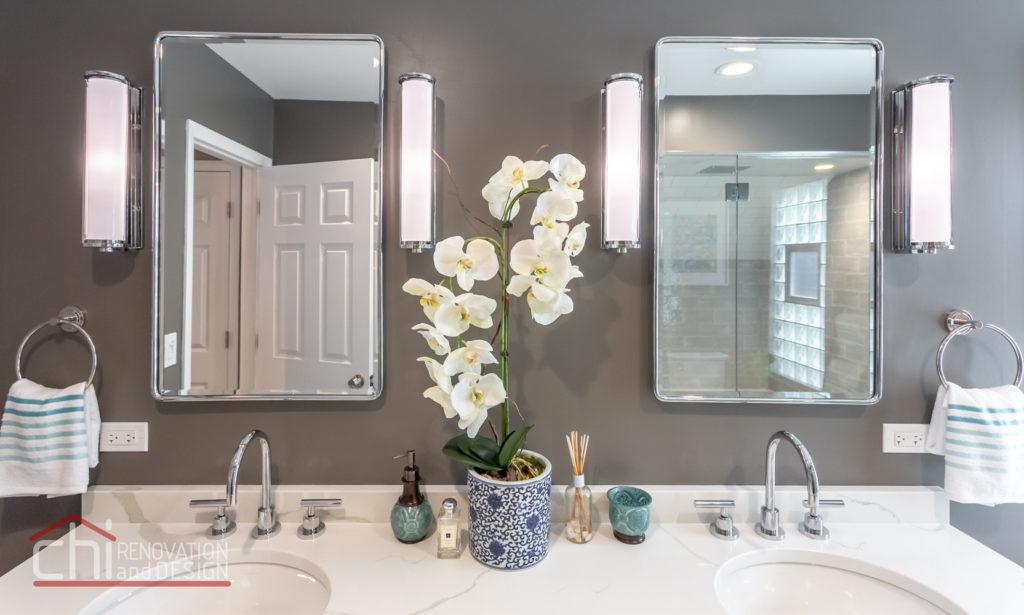 Park Ridge Retreat Bathroom Design
