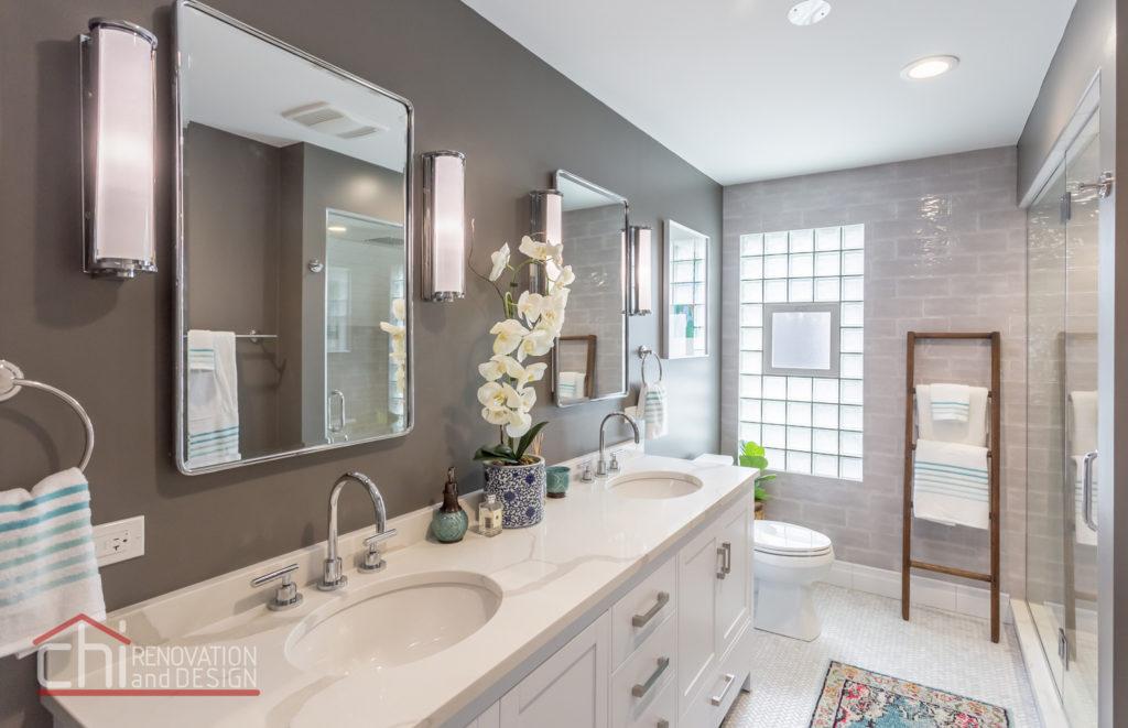 Park Ridge Retreat Bathroom Remodel
