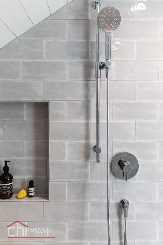 Park Ridge Retreat Shower Faucets