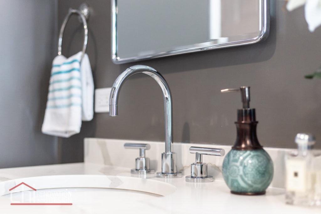 Park Ridge Retreat Sink Faucet Detail