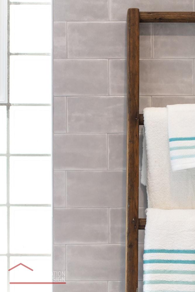 Park Ridge Retreat Towel Hanger Design